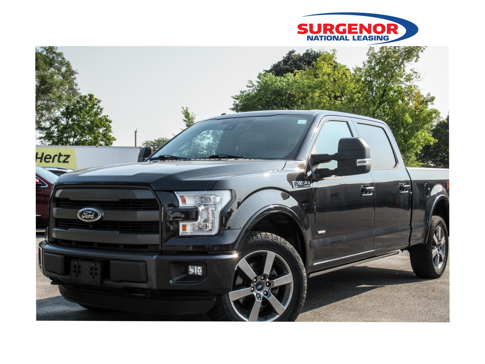 Used 2015 Ford F150 Supercrew 4WD