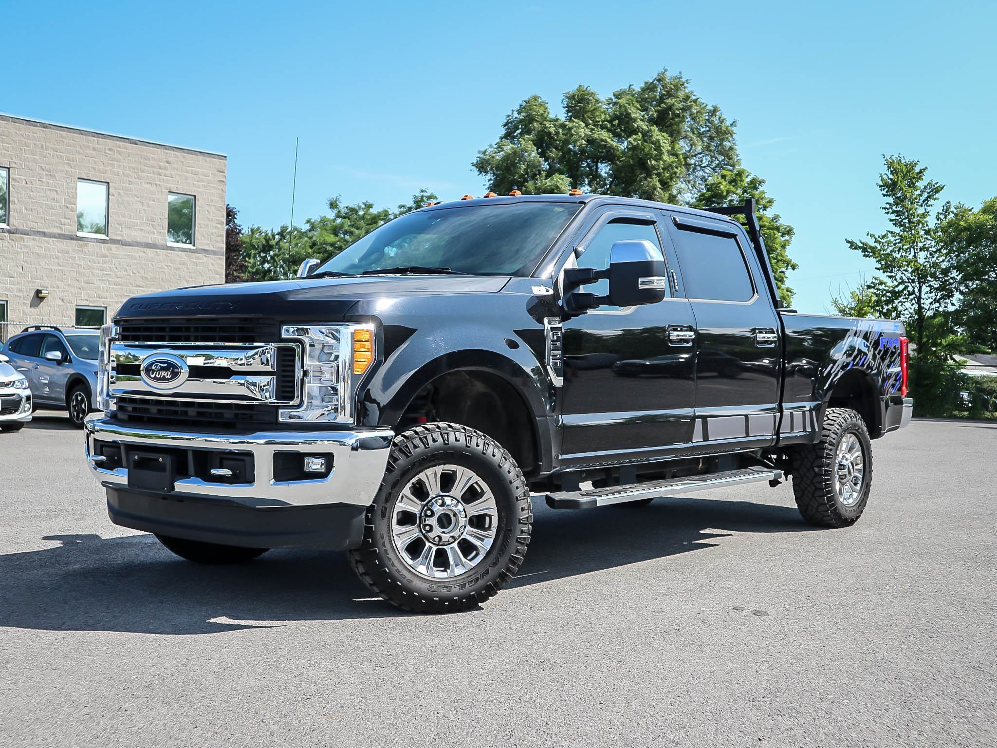 Used 2017 Ford F250 Supercrew 4WD