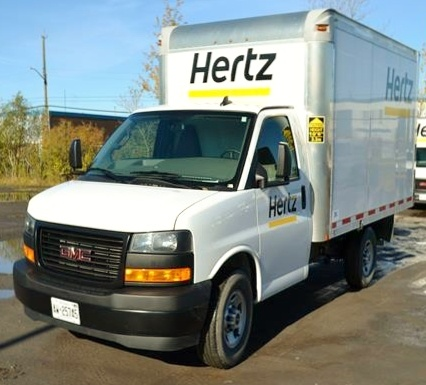 2018 GMC Savana G3500 12 FT Cube van – Low mileage